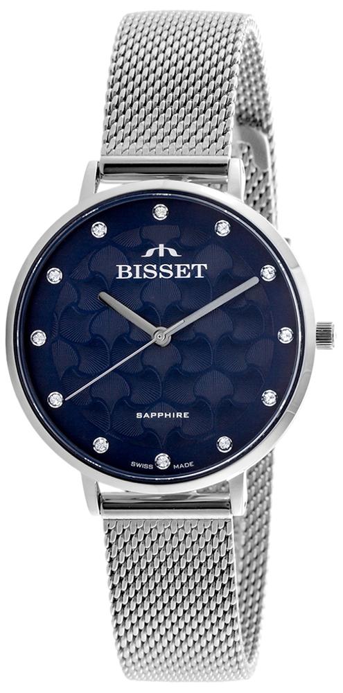Bisset BSBF32SIDX03BX - zegarek damski