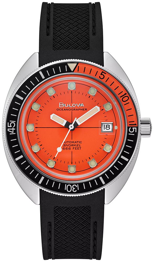 Bulova 96B350 - zegarek męski