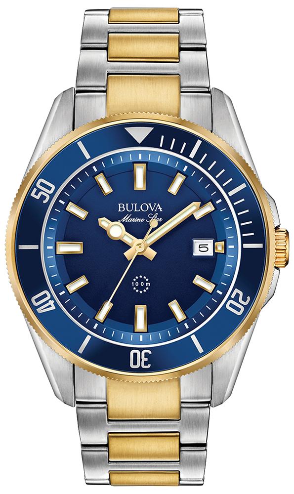 Bulova 98B334 - zegarek męski