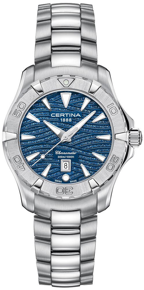 Certina C032.251.11.041.09 - zegarek damski