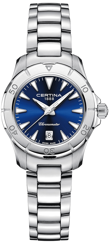 Certina C032.951.11.041.00 - zegarek damski