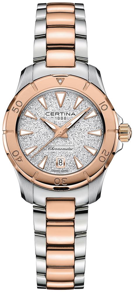 Certina C032.951.22.031.00 - zegarek damski