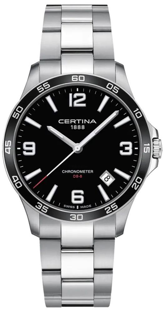 Certina C033.851.11.057.00 - zegarek męski