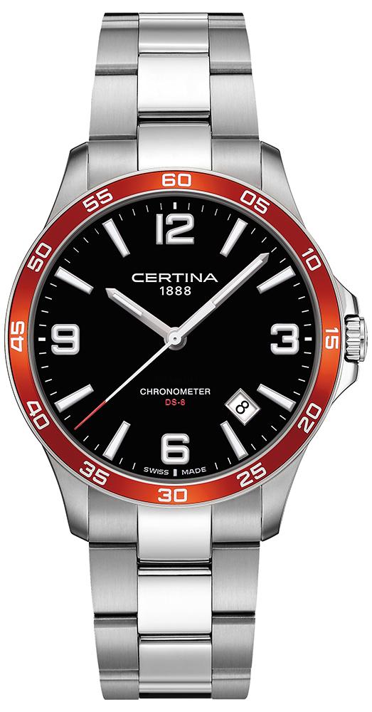 Certina C033.851.11.057.01 - zegarek męski