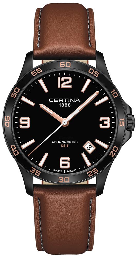 Certina C033.851.36.057.00 - zegarek męski