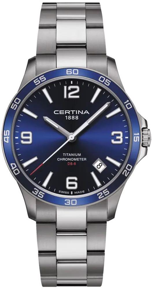 Certina C033.851.44.047.00 - zegarek męski
