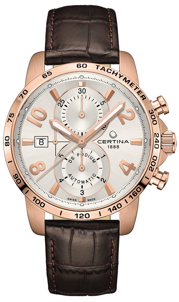 Certina C034.427.36.037.00 - zegarek męski