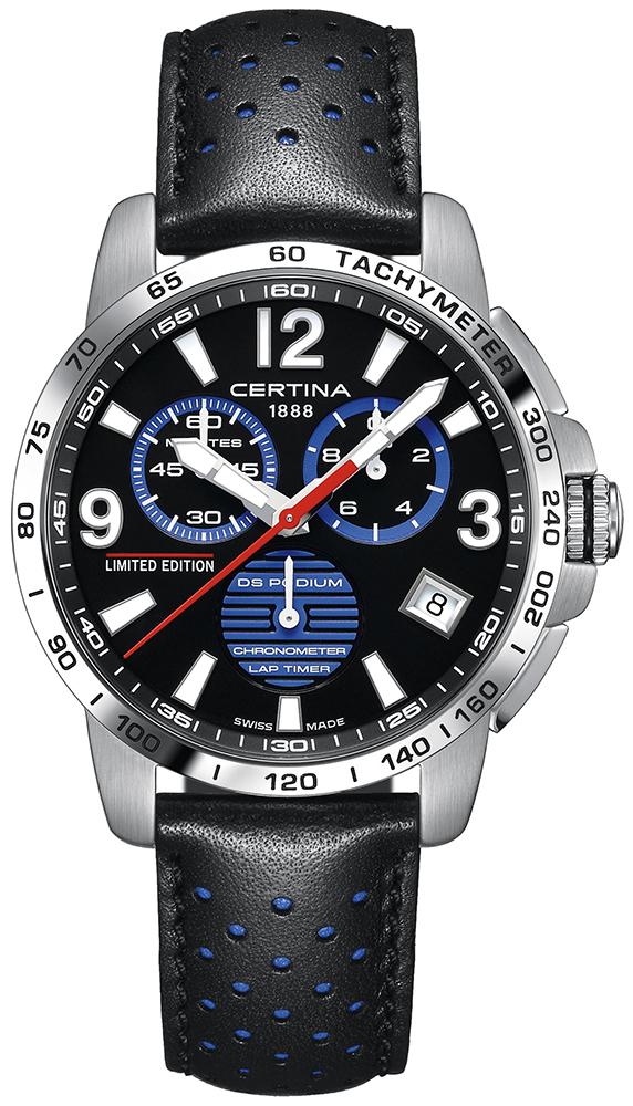Certina C034.453.16.057.20 - zegarek męski