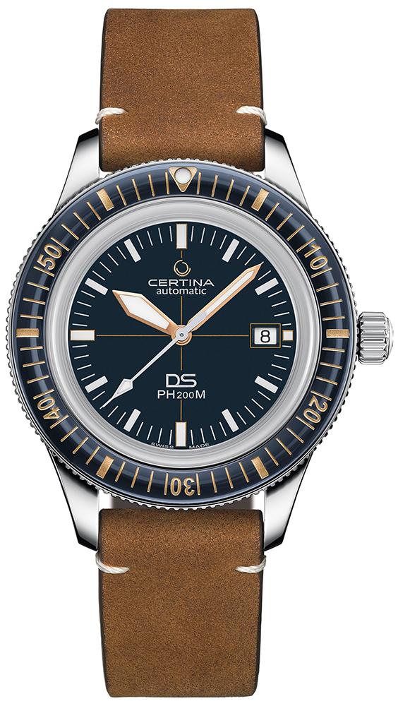 Certina C036.407.16.040.00 - zegarek męski
