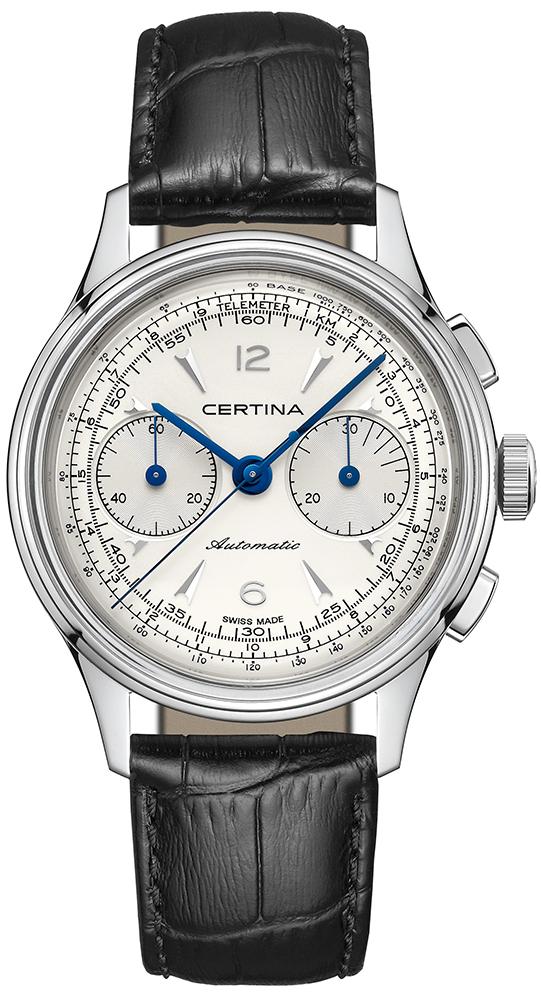Certina C038.462.16.037.00 - zegarek męski