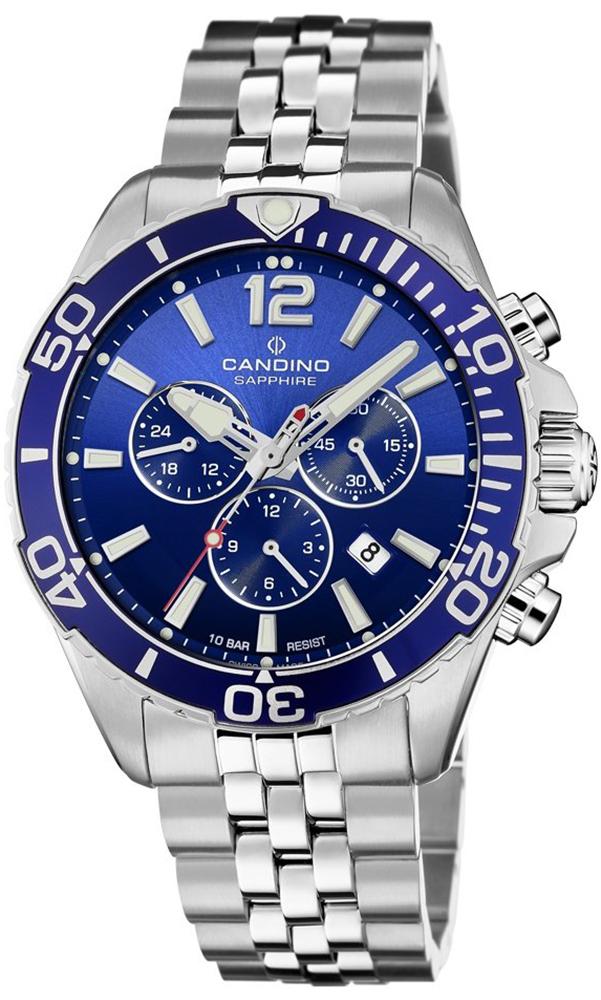 Candino C4714-2 - zegarek męski