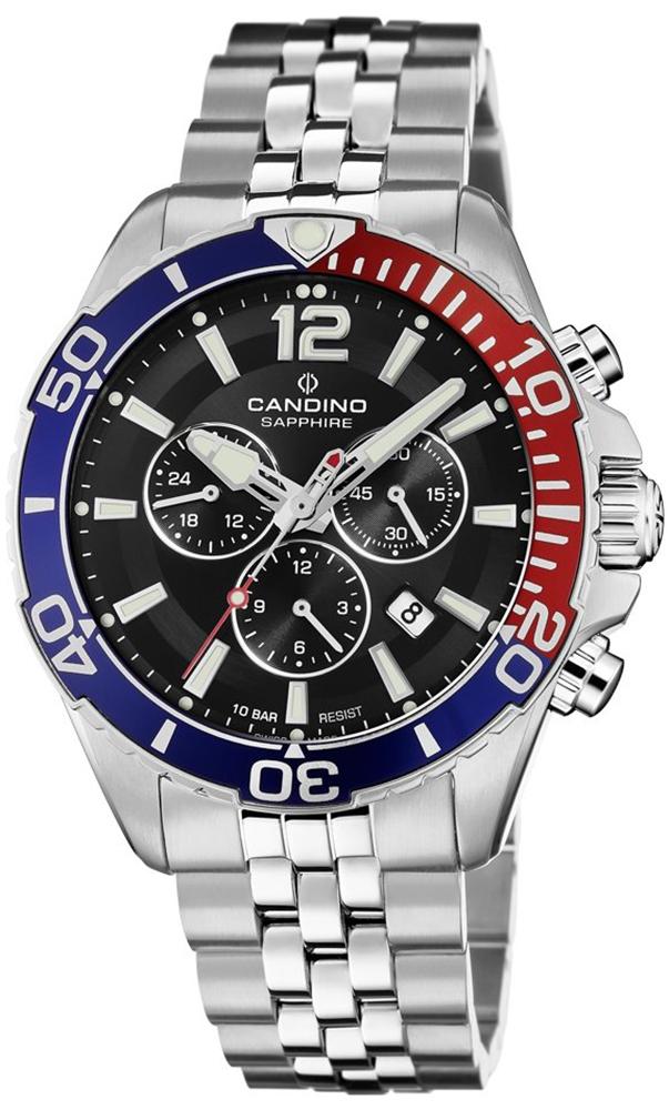 Candino C4714-4 - zegarek męski