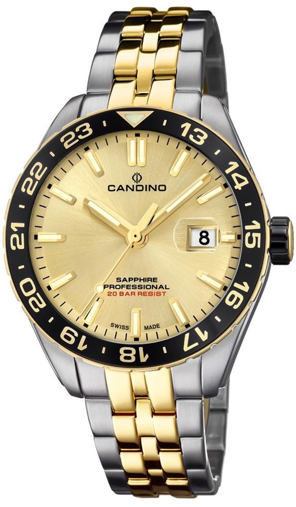Candino C4718-1 - zegarek męski