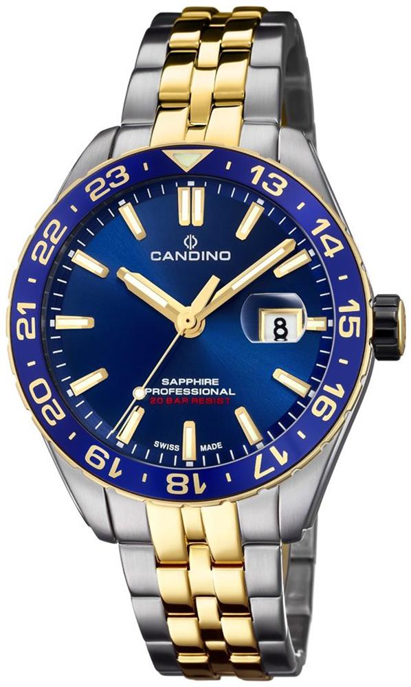 Candino C4718-2 - zegarek męski