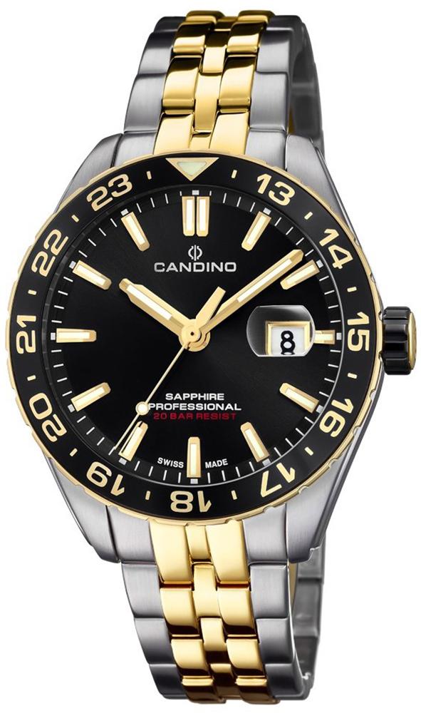 Candino C4718-3 - zegarek męski