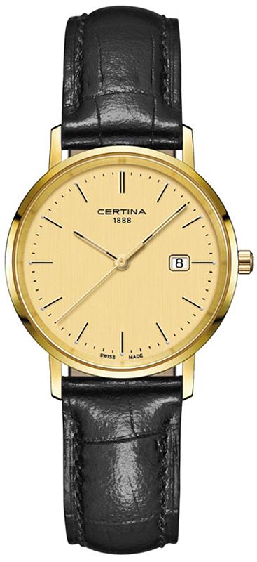 Certina C901.210.06.021.00 - zegarek damski