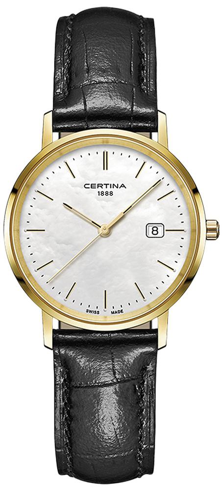 Certina C901.210.16.111.00 - zegarek damski