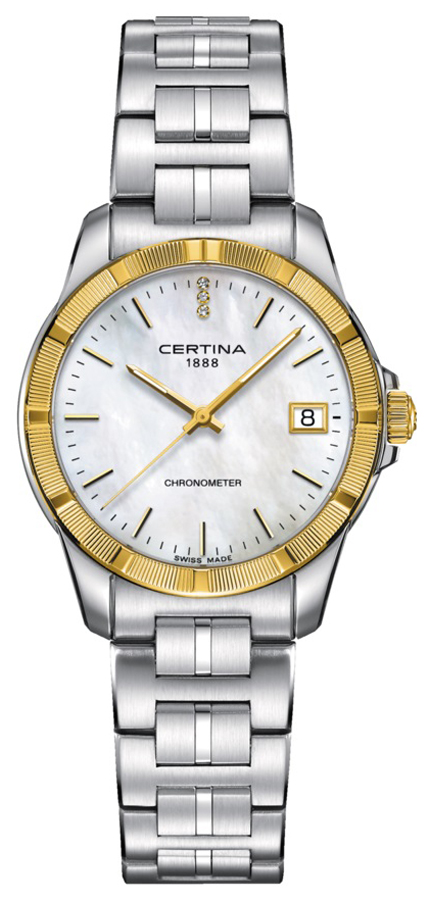 Certina C902.251.41.016.00 - zegarek damski
