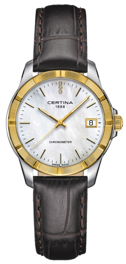 Certina C902.251.46.016.00 - zegarek damski