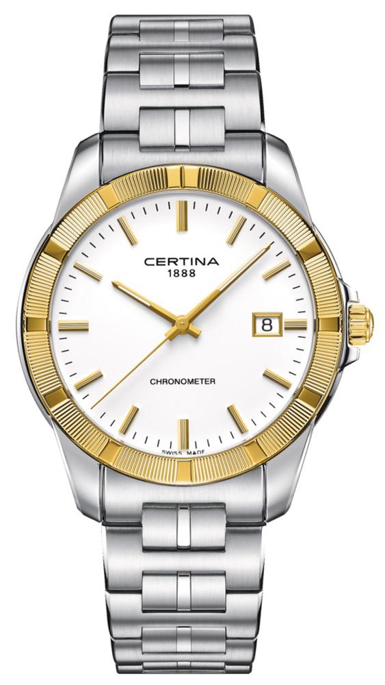 Certina C902.451.41.011.00 - zegarek męski