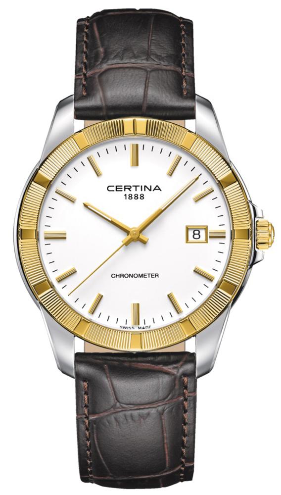 Certina C902.451.46.011.00 - zegarek męski