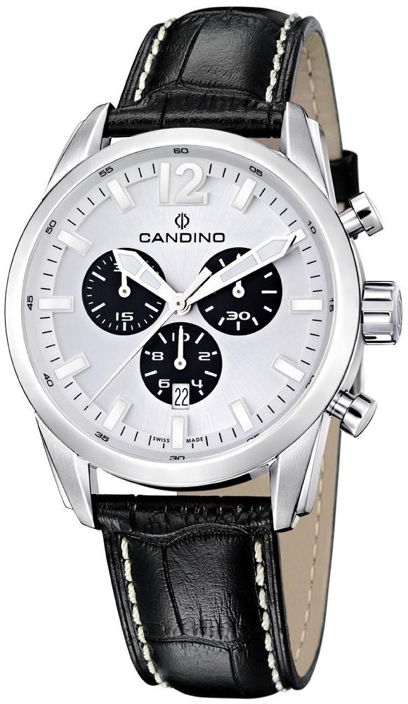 Candino C4408-A - zegarek męski