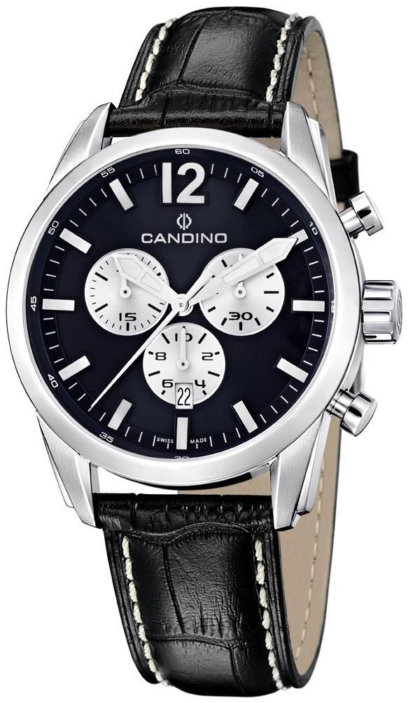 Candino C4408-B - zegarek męski