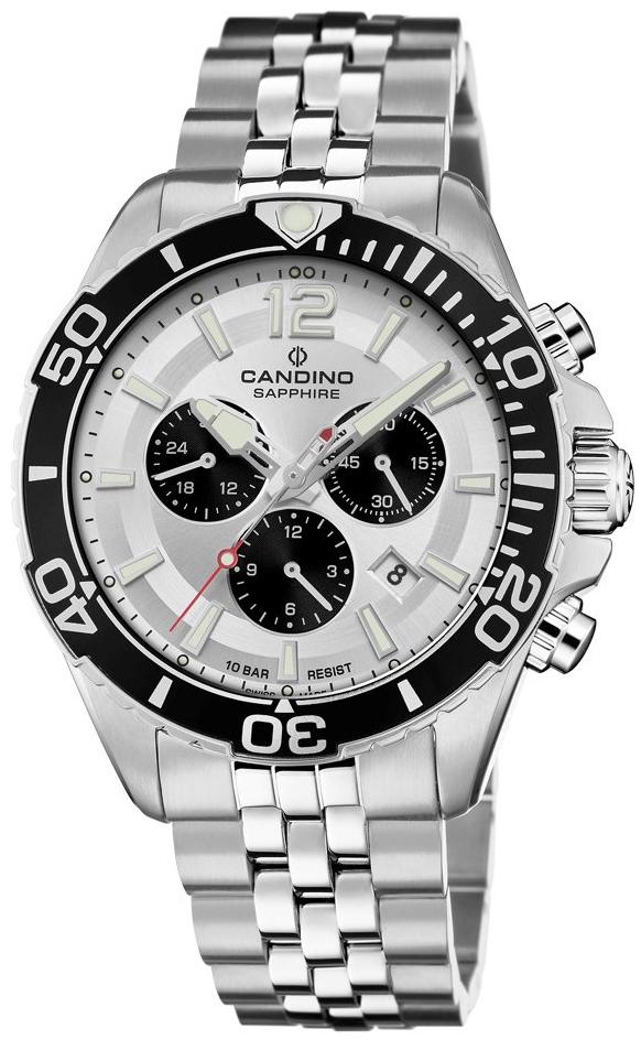 Candino C4714-1 - zegarek męski