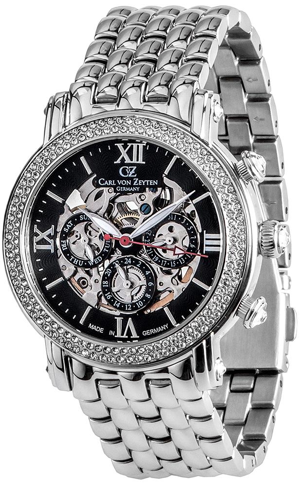 Carl von Zeyten CVZ0062BKMB - zegarek damski