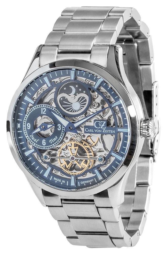 Carl von Zeyten CVZ0063BLMB - zegarek męski