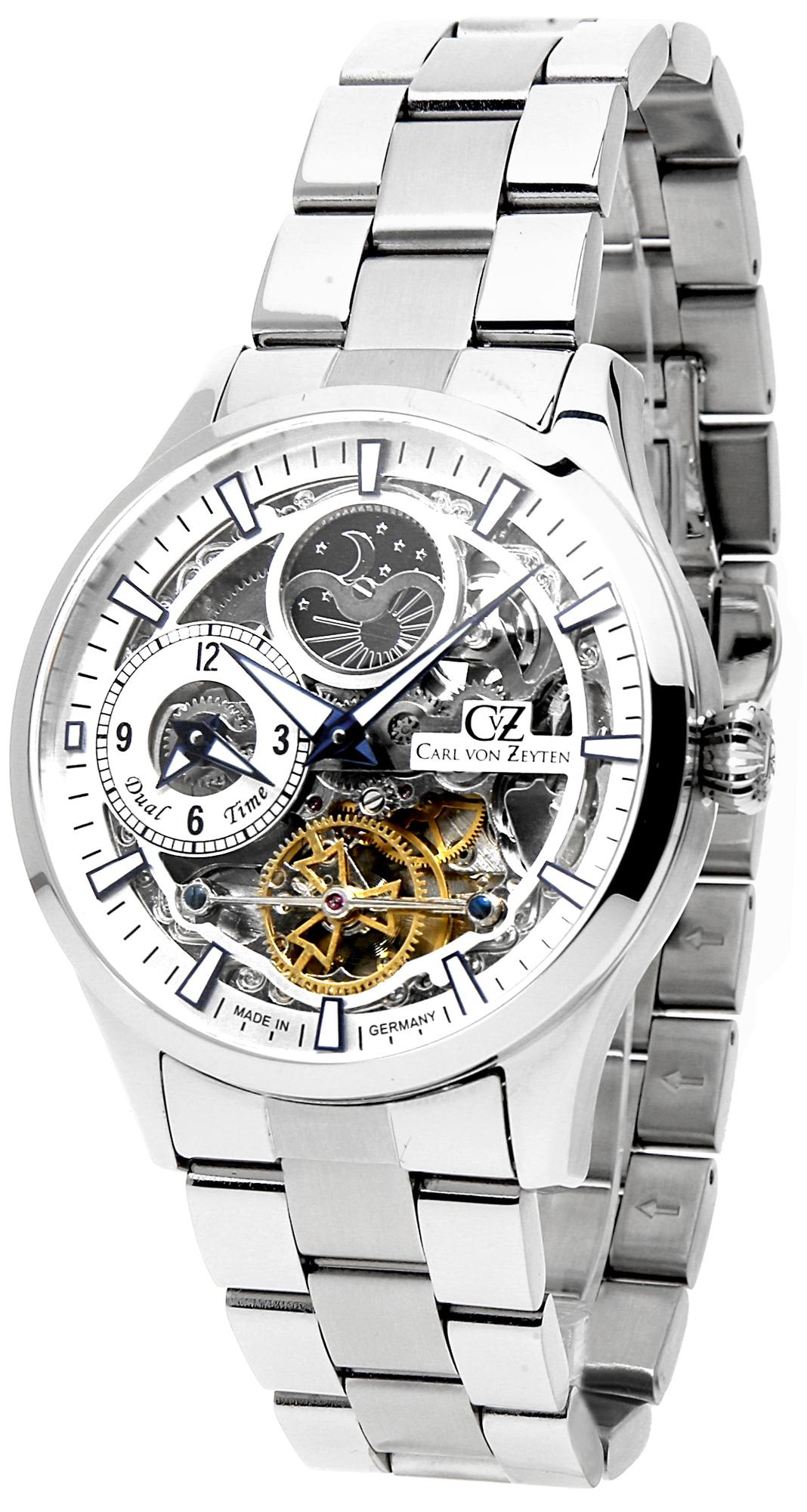 Carl von Zeyten CVZ0063SLMB - zegarek męski