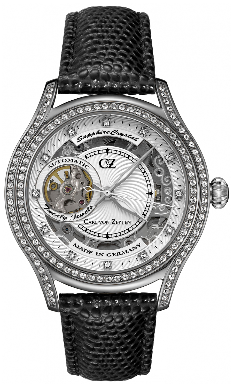 Carl von Zeyten CVZ0069WH - zegarek damski