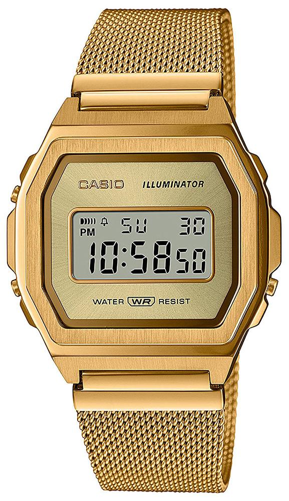 Casio A1000MG-9EF - zegarek damski