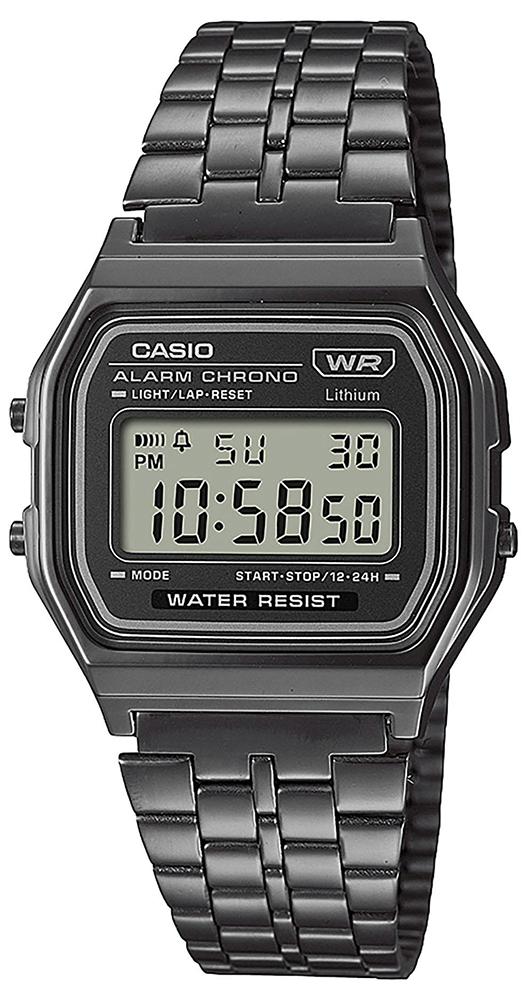 Casio Vintage A158WETB-1AEF - zegarek unisex