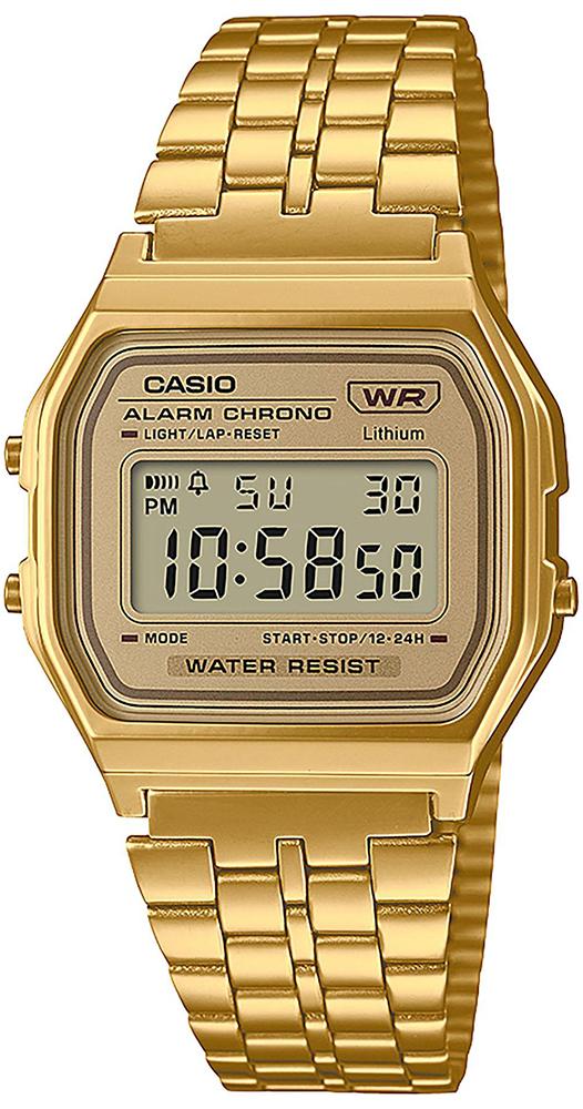 Casio Vintage A158WETG-9AEF - zegarek unisex