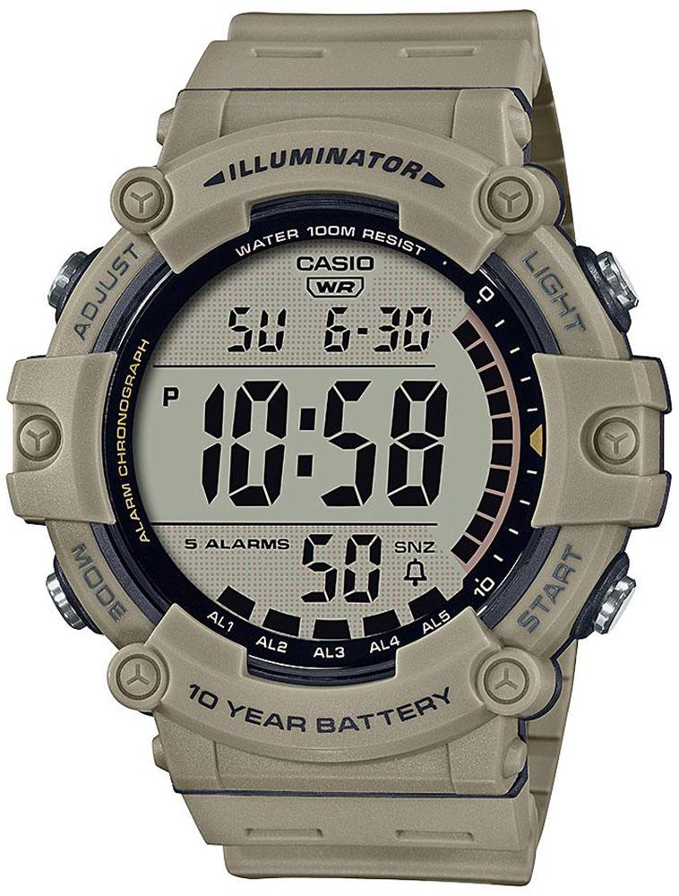 Casio AE-1500WH-5AVEF - zegarek męski