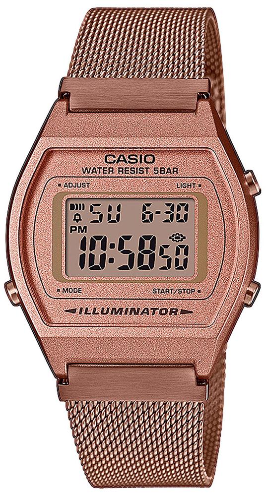 Casio B640WMR-5AEF - zegarek damski