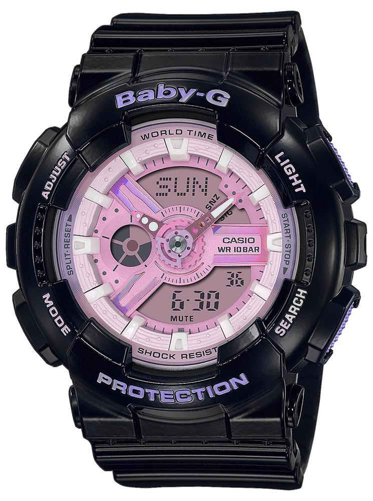Casio Baby-G BA-110PL-1AER - zegarek damski
