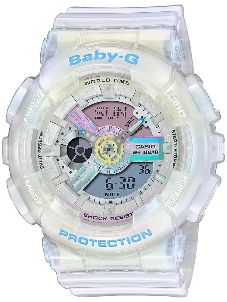 Casio Baby-G BA-110PL-7A2ER - zegarek damski