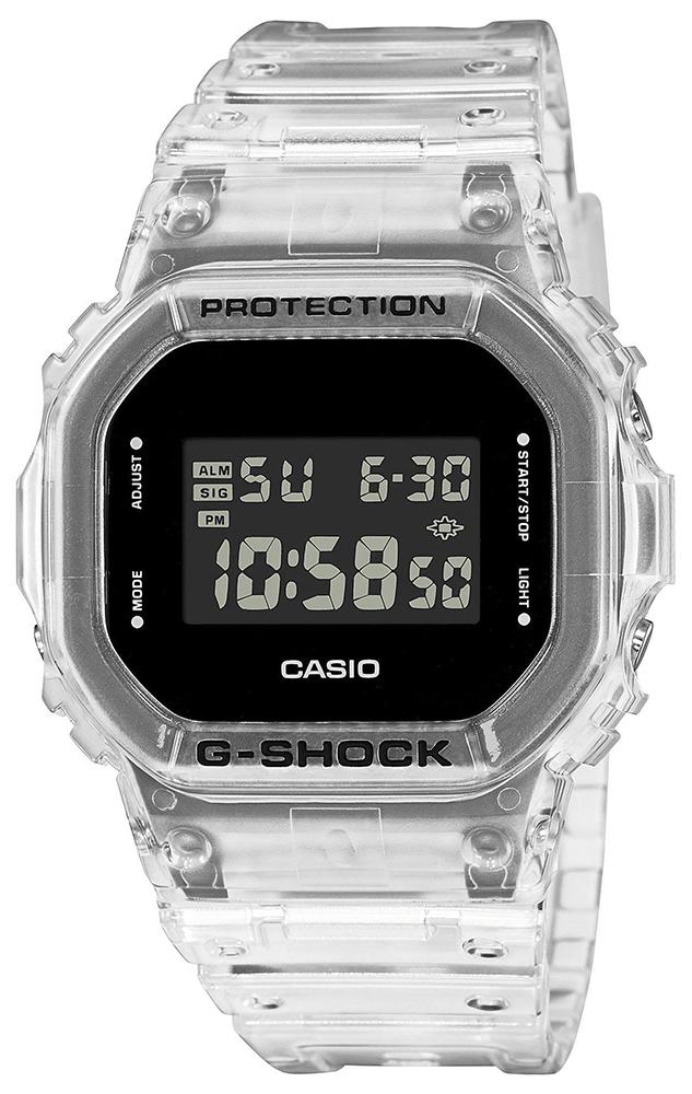 Casio G-SHOCK DW-5600SKE-7ER - zegarek męski