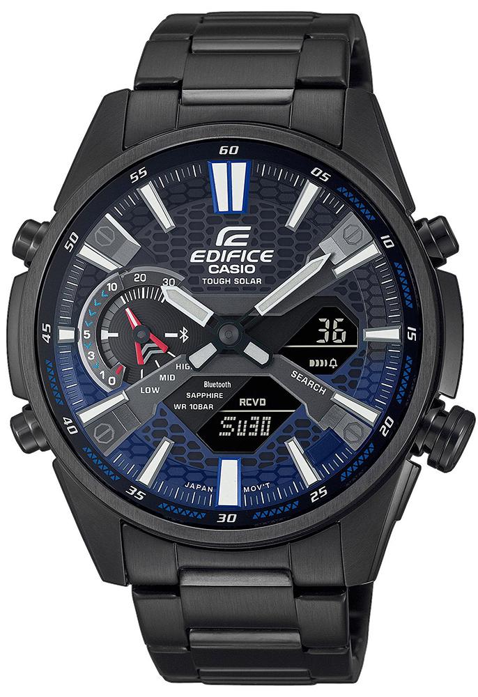 Casio EDIFICE ECB-S100DC-2AEF - zegarek męski