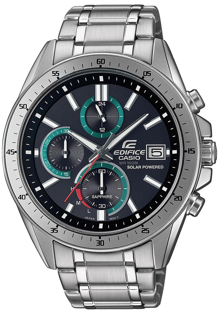 Casio EDIFICE EFS-S510D-1BVUEF - zegarek męski