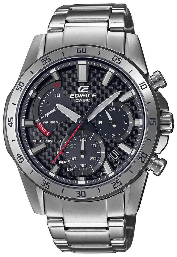 Casio EDIFICE EFS-S580D-1AVUEF - zegarek męski