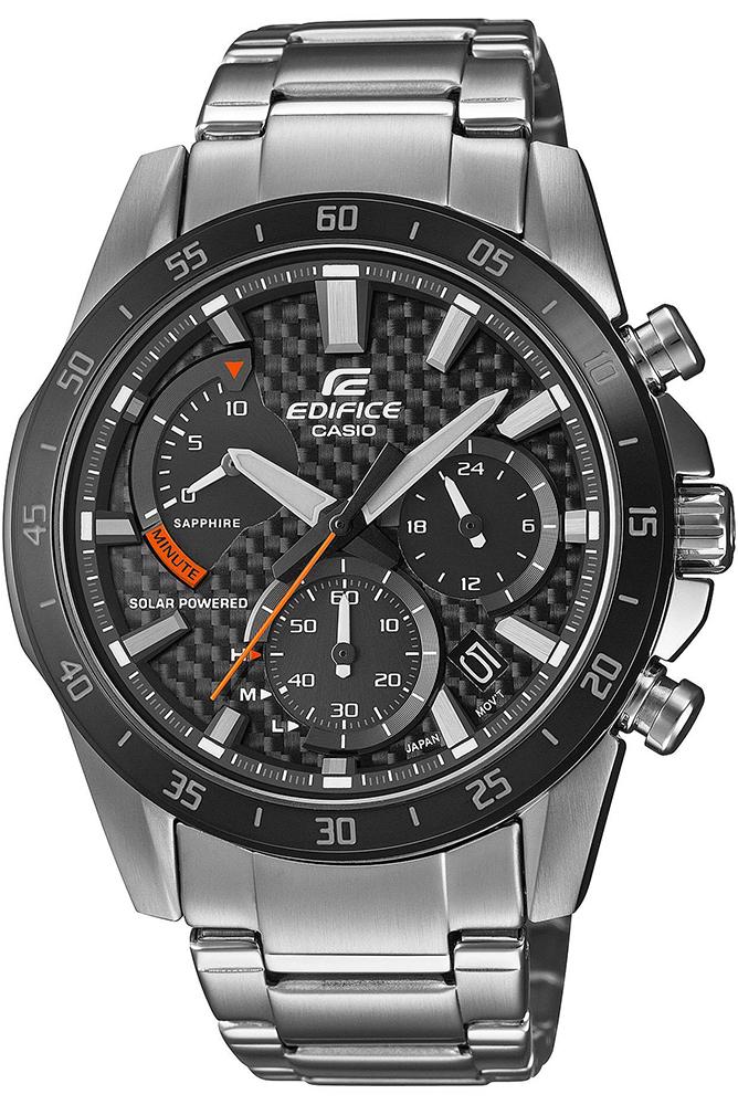 Casio EDIFICE EFS-S580DB-1AVUEF - zegarek męski