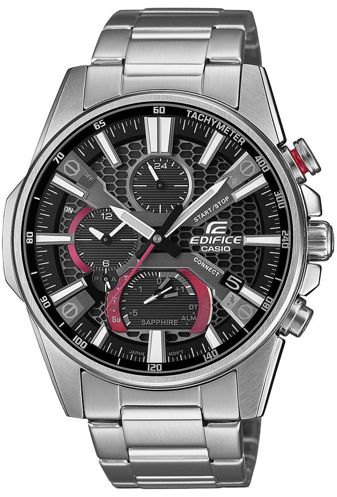 Casio EDIFICE EQB-1200D-1AER - zegarek męski