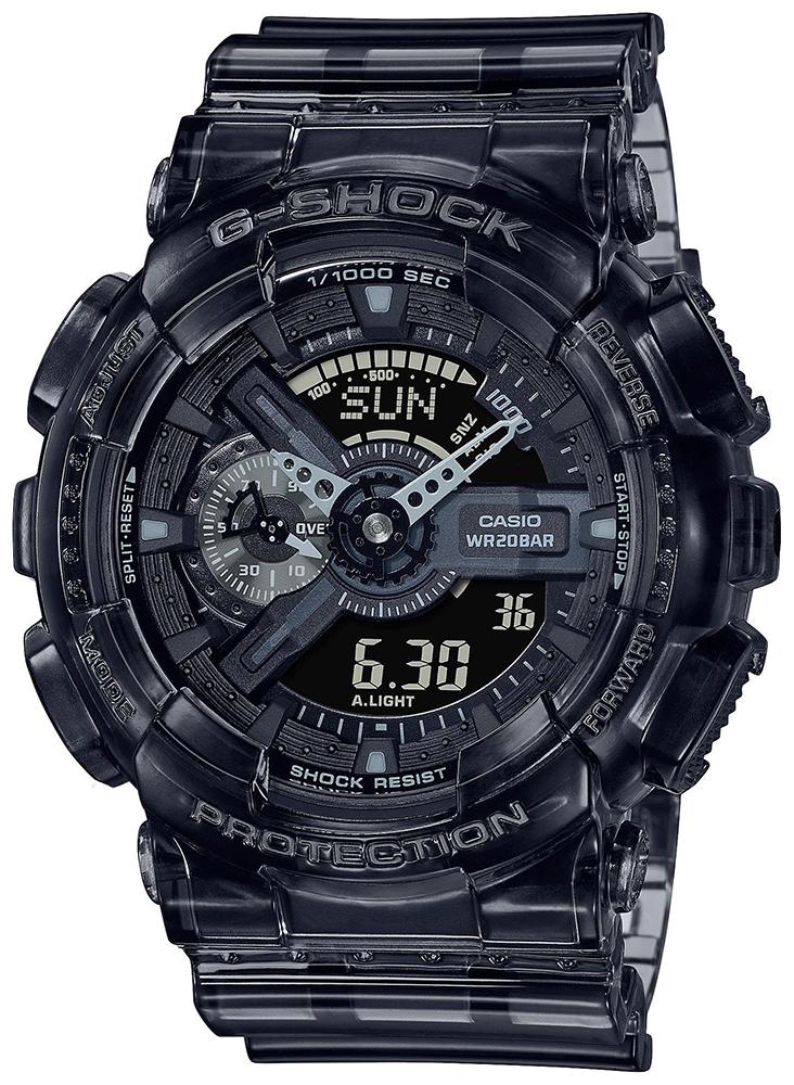 Casio G-SHOCK GA-110SKE-8AER - zegarek męski