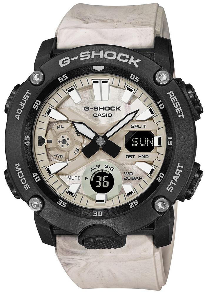 G-Shock GA-2000WM-1AER - zegarek męski