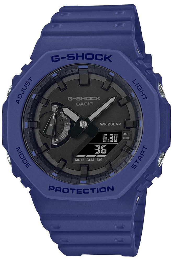Casio G-SHOCK GA-2100-2AER - zegarek męski