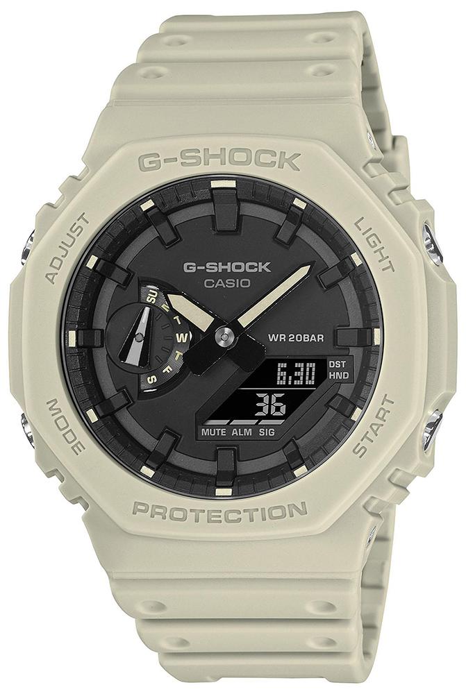 Casio G-SHOCK GA-2100-5AER - zegarek męski