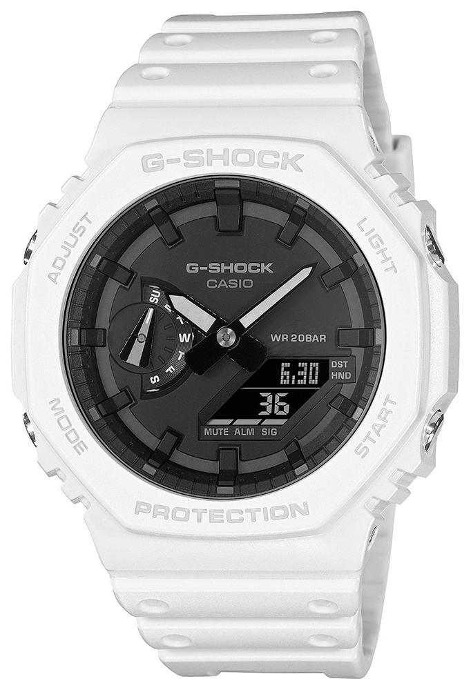 Casio G-SHOCK GA-2100-7AER - zegarek męski